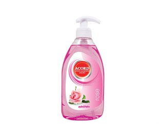 ACORD SIVI SABUN ROSE 500ML