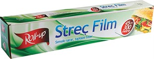 ROLL-UP STREÇ FİLM 45CM*300MT